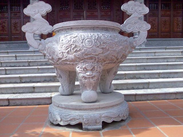 Bán lư hương đá tại Đà Nẵng