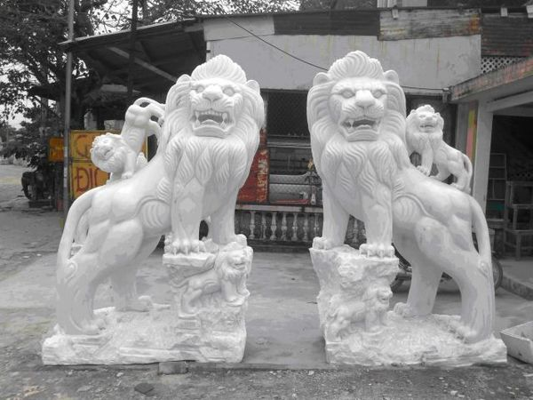 Tượng đá mỹ nghệ cao cấp Triều Nguyên